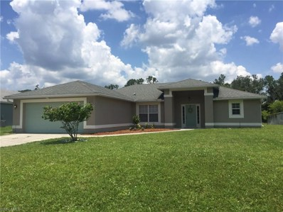 128 Ridgemont DR, Lehigh Acres, FL 33972 - MLS#: 218042896