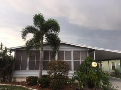 108 Sunset CIR, North Fort Myers, FL 33903 - #: 218042953