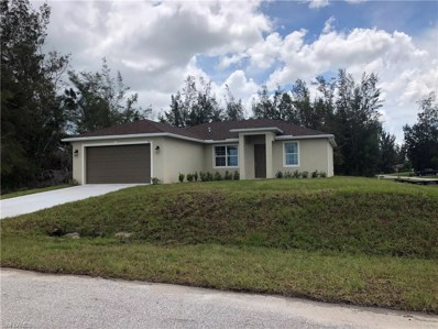 1117 28th AVE, Cape Coral, FL 33993 - MLS#: 218042997