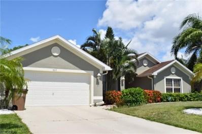 927 12th AVE, Cape Coral, FL 33993 - MLS#: 218043074