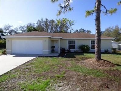 702 3rd ST, Lehigh Acres, FL 33936 - MLS#: 218043157