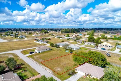 25 11th LN, Cape Coral, FL 33909 - MLS#: 218043195
