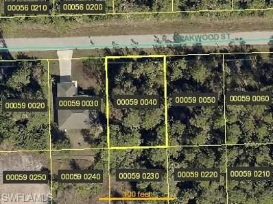 3723 Teakwood ST, Fort Myers, FL 33905 - MLS#: 218043284