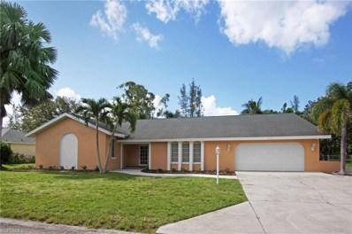 8501 Yorkshire LN, Fort Myers, FL 33919 - MLS#: 218043334