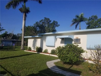 2816 Meadow AVE, Fort Myers, FL 33901 - MLS#: 218043501