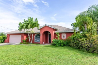 2823 2nd TER, Cape Coral, FL 33991 - MLS#: 218043579