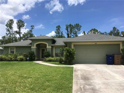 160 Ridgemont DR, Lehigh Acres, FL 33972 - MLS#: 218043606