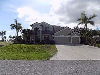 227 38th PL, Cape Coral, FL 33993 - MLS#: 218043614