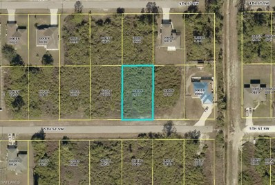 2918 5th Sw ST, Lehigh Acres, FL 33976 - MLS#: 218043677