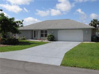 234 37th ST, Cape Coral, FL 33914 - MLS#: 218043768
