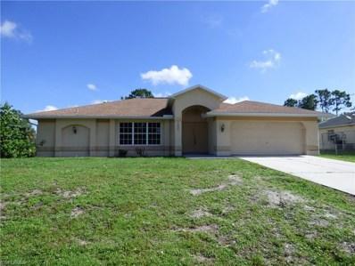 1243 Eclair E ST, Lehigh Acres, FL 33974 - MLS#: 218043886