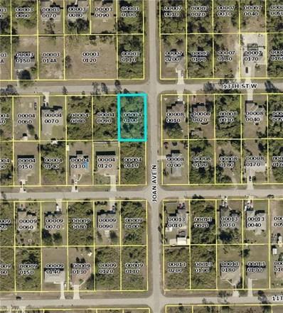 3001 13th W ST, Lehigh Acres, FL 33971 - MLS#: 218044035