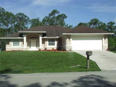 413 Truman AVE, Lehigh Acres, FL 33972 - MLS#: 218044099