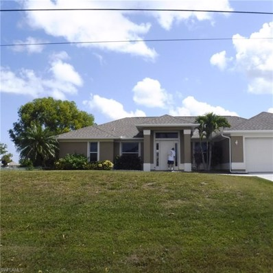 2007 6th TER, Cape Coral, FL 33993 - MLS#: 218044152