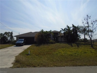 1128 44th LN, Cape Coral, FL 33909 - #: 218044241