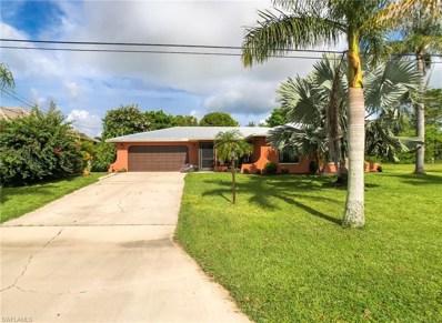 2704 10th AVE, Cape Coral, FL 33914 - MLS#: 218044284