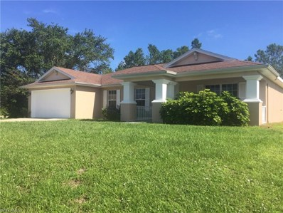 3008 34th Sw ST, Lehigh Acres, FL 33976 - MLS#: 218044422