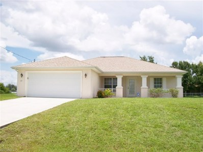 29 11th ST, Cape Coral, FL 33909 - MLS#: 218044472