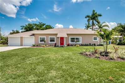 1003 Ione DR, Fort Myers, FL 33919 - MLS#: 218044498