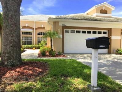 8696 Patty Berg CT, Fort Myers, FL 33919 - #: 218044539