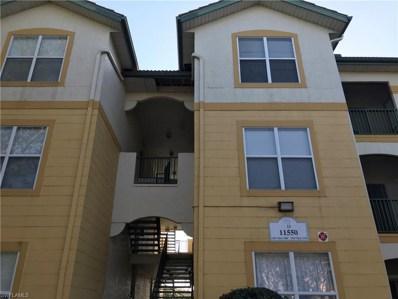 11550 Villa Grand, Fort Myers, FL 33913 - MLS#: 218044545