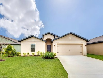 475 Shadow Lakes DR, Lehigh Acres, FL 33974 - MLS#: 218044669