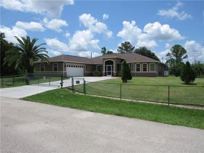 2500 50th W ST, Lehigh Acres, FL 33971 - MLS#: 218044745