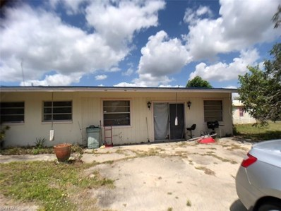 1601 Lee AVE, Lehigh Acres, FL 33972 - MLS#: 218044794