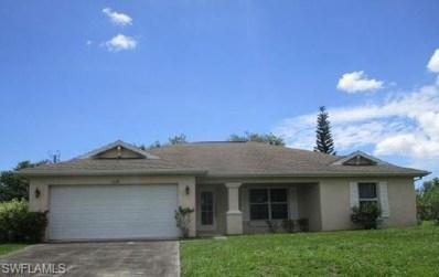 1224 13th AVE, Cape Coral, FL 33909 - MLS#: 218044824