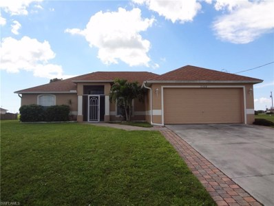 2308 11th PL, Cape Coral, FL 33993 - MLS#: 218044837