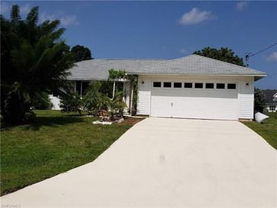 3214 Santa Barbara N BLVD, Cape Coral, FL 33993 - MLS#: 218045053