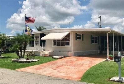 461 Jacaramba CT, North Fort Myers, FL 33917 - #: 218045141