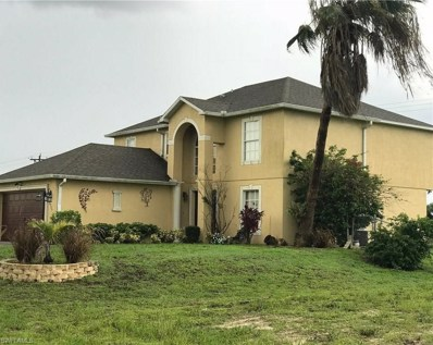 2009 15th PL, Cape Coral, FL 33909 - MLS#: 218045210