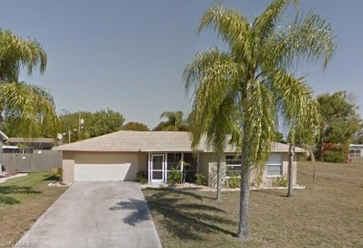 4013 1st CT, Cape Coral, FL 33904 - MLS#: 218045224