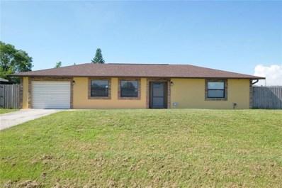1316 15th LN, Cape Coral, FL 33909 - MLS#: 218045248