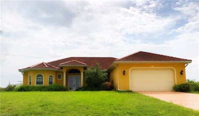 3054 4th PL, Cape Coral, FL 33993 - MLS#: 218045408