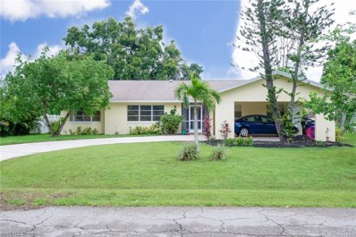 919 Dean WAY, Fort Myers, FL 33919 - MLS#: 218045417