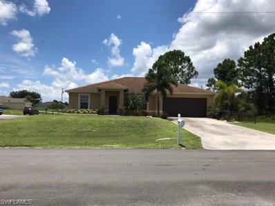 3104 Paula S AVE, Lehigh Acres, FL 33976 - MLS#: 218045482