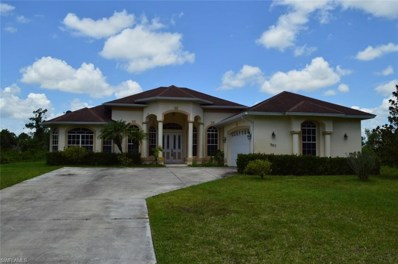 1507 Wagner AVE, Lehigh Acres, FL 33972 - MLS#: 218045582