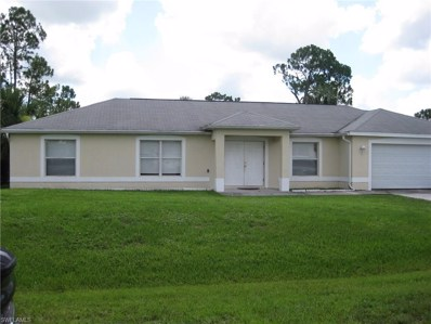 1902 Whitman AVE, Lehigh Acres, FL 33972 - MLS#: 218045747