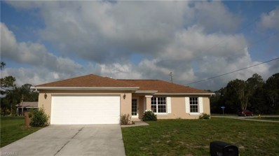 209 Gerald N AVE, Lehigh Acres, FL 33971 - MLS#: 218045880