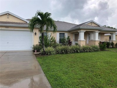 1245 22nd PL, Cape Coral, FL 33993 - MLS#: 218045883