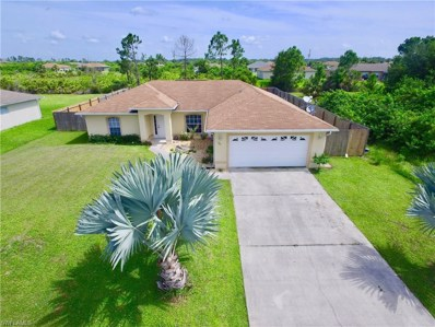 723 Clancy E ST, Lehigh Acres, FL 33974 - MLS#: 218046318