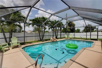 1417 32nd TER, Cape Coral, FL 33914 - MLS#: 218046402