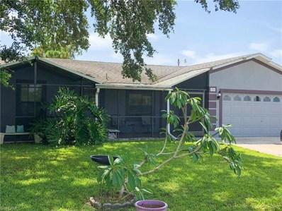 1504 Tena S AVE, Lehigh Acres, FL 33976 - MLS#: 218046416