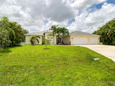 3302 11th AVE, Cape Coral, FL 33904 - #: 218046428