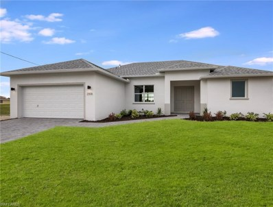 3023 3rd AVE, Cape Coral, FL 33993 - MLS#: 218046437