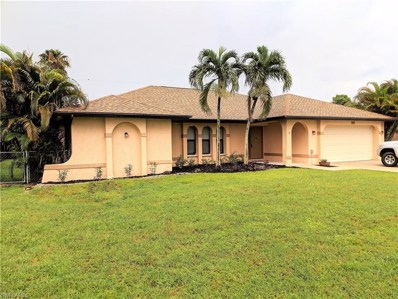 141 27th TER, Cape Coral, FL 33904 - MLS#: 218046535