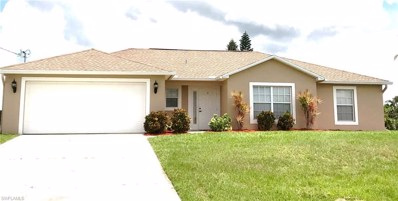 2217 6th TER, Cape Coral, FL 33993 - MLS#: 218046573