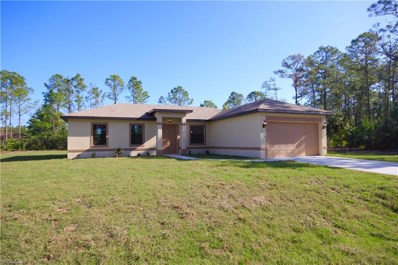 5218 Baron ST, Lehigh Acres, FL 33971 - MLS#: 218046583